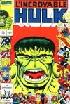 Cover for L'Incroyable Hulk (Editions Héritage, 1968 series) #185