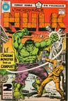 Cover for L'Incroyable Hulk (Editions Héritage, 1968 series) #84/85