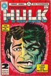 Cover for L'Incroyable Hulk (Editions Héritage, 1968 series) #98/99