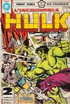 Cover for L'Incroyable Hulk (Editions Héritage, 1968 series) #114/115