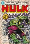 Cover for L'Incroyable Hulk (Editions Héritage, 1968 series) #120/121