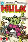 Cover for L'Incroyable Hulk (Editions Héritage, 1968 series) #136/137