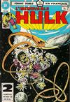 Cover for L'Incroyable Hulk (Editions Héritage, 1968 series) #140/141