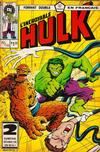 Cover for L'Incroyable Hulk (Editions Héritage, 1968 series) #152/153