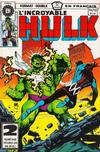 Cover for L'Incroyable Hulk (Editions Héritage, 1968 series) #154/155