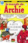 Cover for Le Monde de Archie (Editions Héritage, 1979 series) #1