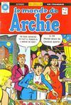 Cover for Le Monde de Archie (Editions Héritage, 1979 series) #3