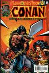 Cover for Conan: Flame and the Fiend (Marvel, 2000 series) #1