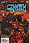 Cover for Conan: Flame and the Fiend (Marvel, 2000 series) #3