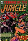 Cover for Terrors of the Jungle (Star Publications, 1953 series) #5