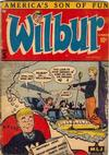 Cover for Wilbur Comics (Archie, 1944 series) #5