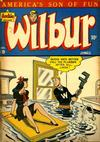 Cover for Wilbur Comics (Archie, 1944 series) #8