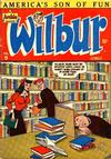 Cover for Wilbur Comics (Archie, 1944 series) #9