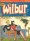 Cover for Wilbur Comics (Archie, 1944 series) #12