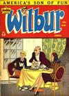 Cover for Wilbur Comics (Archie, 1944 series) #13