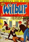 Cover for Wilbur Comics (Archie, 1944 series) #17