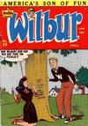 Cover for Wilbur Comics (Archie, 1944 series) #19