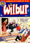 Cover for Wilbur Comics (Archie, 1944 series) #24