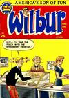 Cover for Wilbur Comics (Archie, 1944 series) #25