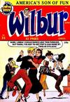Cover for Wilbur Comics (Archie, 1944 series) #31