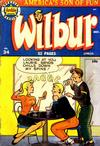 Cover for Wilbur Comics (Archie, 1944 series) #34