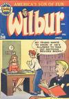 Cover for Wilbur Comics (Archie, 1944 series) #38