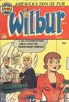 Cover for Wilbur Comics (Archie, 1944 series) #39