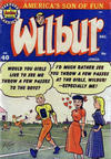 Cover for Wilbur Comics (Archie, 1944 series) #40