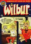 Cover for Wilbur Comics (Archie, 1944 series) #42