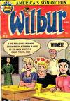 Cover for Wilbur Comics (Archie, 1944 series) #43