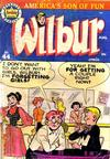 Cover for Wilbur Comics (Archie, 1944 series) #44