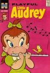 Cover for Playful Little Audrey (Harvey, 1957 series) #9