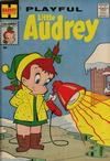 Cover for Playful Little Audrey (Harvey, 1957 series) #11