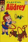 Cover for Playful Little Audrey (Harvey, 1957 series) #12