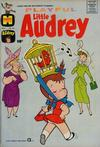 Cover for Playful Little Audrey (Harvey, 1957 series) #34