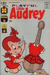 Cover for Playful Little Audrey (Harvey, 1957 series) #38