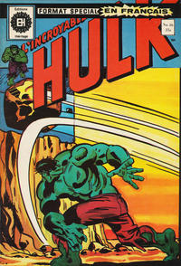 Cover Thumbnail for L' Incroyable Hulk (Editions Héritage, 1968 series) #46