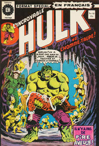 Cover Thumbnail for L'Incroyable Hulk (Editions Héritage, 1968 series) #48