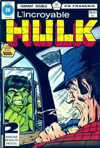 Cover Thumbnail for L'Incroyable Hulk (Editions Héritage, 1968 series) #96/97