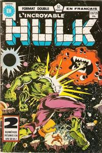 Cover Thumbnail for L'Incroyable Hulk (Editions Héritage, 1968 series) #128/129