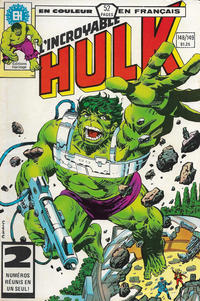 Cover Thumbnail for L'Incroyable Hulk (Editions Héritage, 1968 series) #148/149