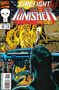 Cover Thumbnail for The Punisher (Marvel, 1987 series) #84 [Direct Edition]