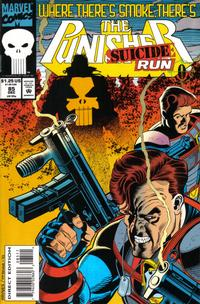 Cover Thumbnail for The Punisher (Marvel, 1987 series) #85 [Direct Edition]