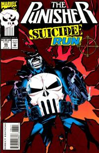 Cover Thumbnail for The Punisher (Marvel, 1987 series) #86 [Direct Edition]