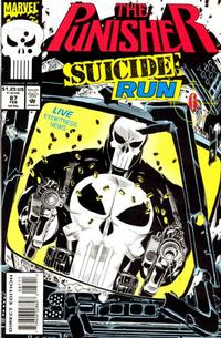Cover Thumbnail for The Punisher (Marvel, 1987 series) #87