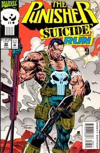 Cover Thumbnail for The Punisher (Marvel, 1987 series) #88