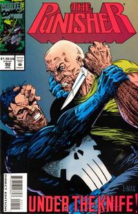 Cover Thumbnail for The Punisher (Marvel, 1987 series) #92