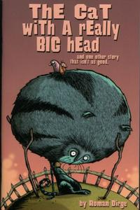 Cover Thumbnail for The Cat with a Really Big Head (Slave Labor, 2002 series)
