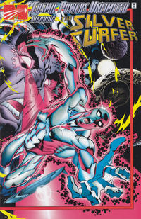 Cover Thumbnail for Cosmic Powers Unlimited (Marvel, 1995 series) #2