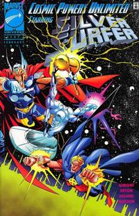 Cover Thumbnail for Cosmic Powers Unlimited (Marvel, 1995 series) #4